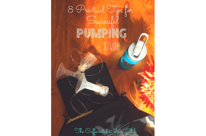 Image for practical tips for pumping at work