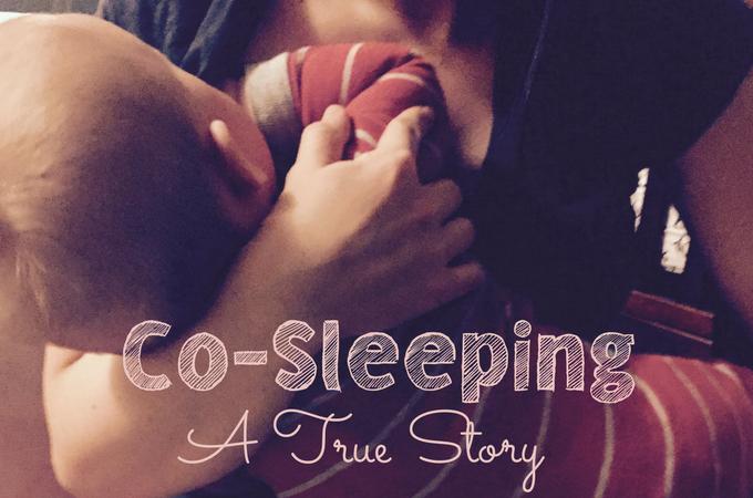 Co-Sleeping, A True Story