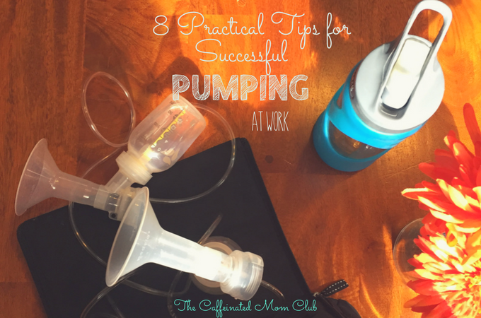 Tips for Pumping at Work