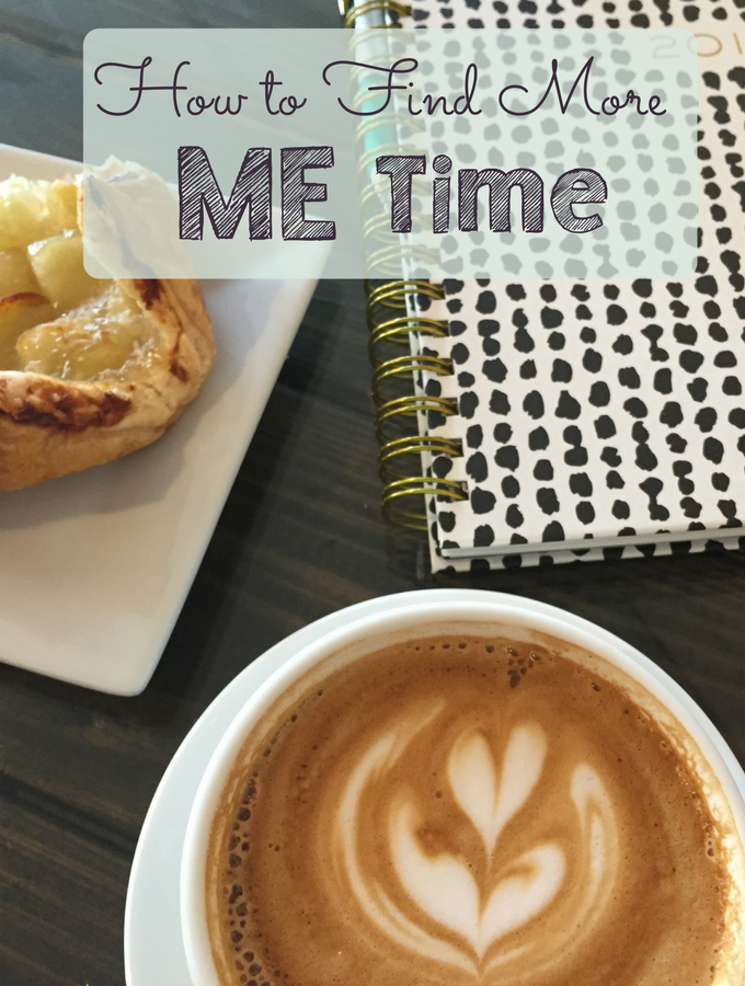 How to Find More ME Time
