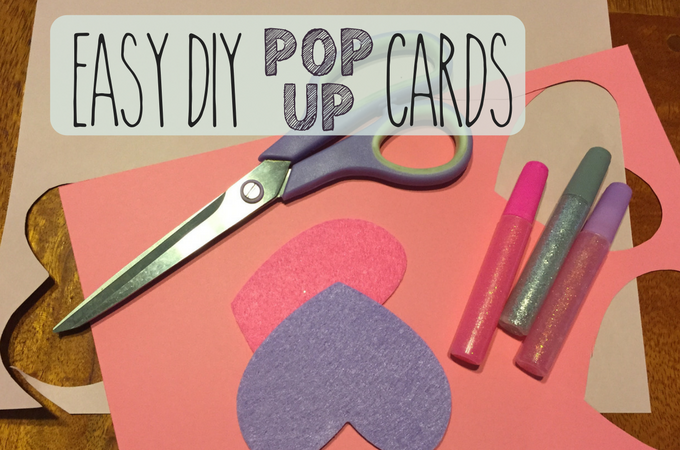 DIY Pop-up cards