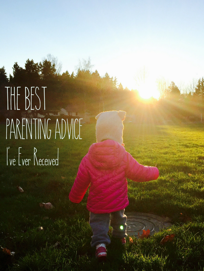the best parenting advice