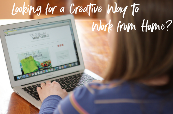 Creative Ways to Work from Home..