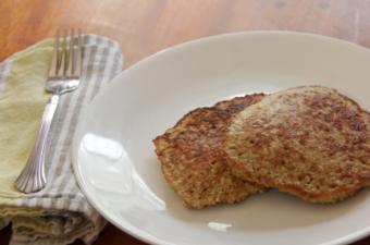 Toddler Breakfast Pancakes
